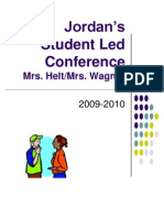 Spring Student Led Conference