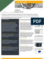 Product Design Suite 2012 Competitive Comparison En