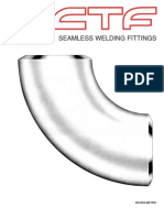 Seamless Welding Fittings-Data