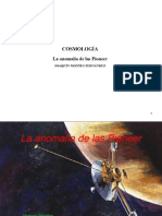 La anomalía de las Pioneer