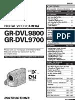 Video Camera Manual