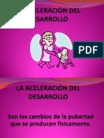 LA ACELERACIÓN DEL DESARROLLO-PACHICANO 3 SEM