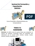 Hardware - Descripcion