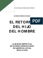 Giorgio Bongiovanni - El Retorno Del Hijo Del Hombre
