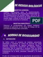 Presentacion Protocolo de Bioseguridad Esm Milit