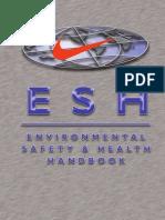 ESH Handbook 2002