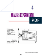 Analisis Experimental