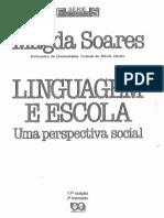 SOARES Magda - Linguagem e Escola