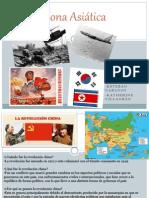 Asia durante la Guerra Fría