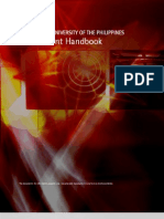 PUP Student Handbook