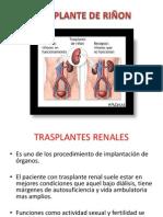 Transplantes Renales Aleydaa!