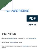 Printer Process