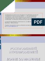 Postmodernite Resume