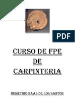 Presentacion Word Carpinteria Ayun