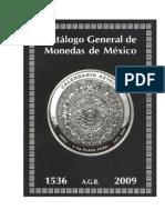 Catalogo General de Monedas de México (Pag 1-90)