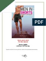 Men in Shorts - Quente, Quente, Quente - Adam Carpenter