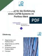 Einführung CAFM System Perthes Präsentation