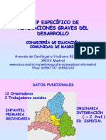 Documento de Equipos Especificos de TGD 2010 (1)
