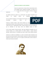 Biografia de Daniel Alcides Carrion