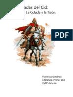 Las Espadas Del Cid