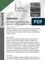 Germinal_Fiche pédagogique