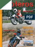 Revista MOTEROS Nº 6