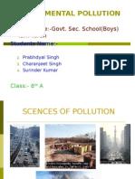 Pollution 8th a an