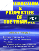 A Project on Triangle
