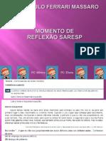 REFLEXÃO QUESTÕES SARESP