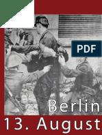 Berlin 13ter August
