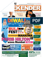 Indian Weekender #62