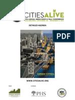 Cities Alive