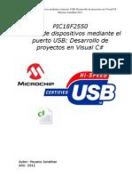 Control de Dispositivos Por USB
