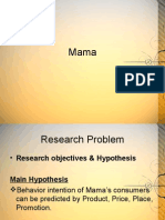 Mama Revised