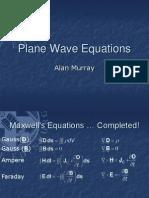 Plane Wave