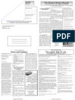 Newsletter #3 April 2007