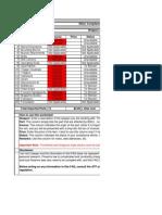 922-r Compliance Worksheet