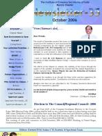 10 - ICSI Mysore Oct 2006