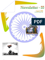 55 ICSI Mysore E-Newsletter August 2008