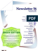 56 ICSI Mysore E-Newsletter September 2008