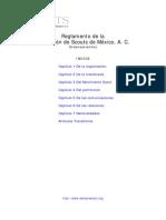 Reglamento ASMAC 1992