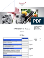 Marketing II - Final