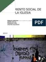 to Social de La Iglesia