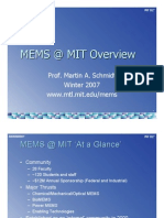 MEMS MIT Prospectus