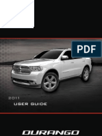2011 Durango Users Guide