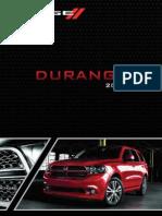 2012 Durango User Guide