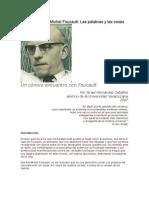 ENSAYO Sobre Michel Foucault