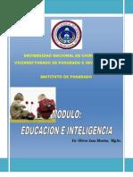 Modulo Educacion e Inteligencia
