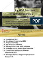 1.4 Enforcing GCG Practices at Listed Companies by Anis Baridwan