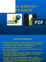 Armas Quimicas y Biologic As